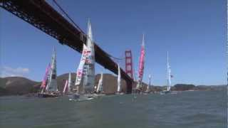 Clipper Race Leg 7 You Tube Video; opens a new window.