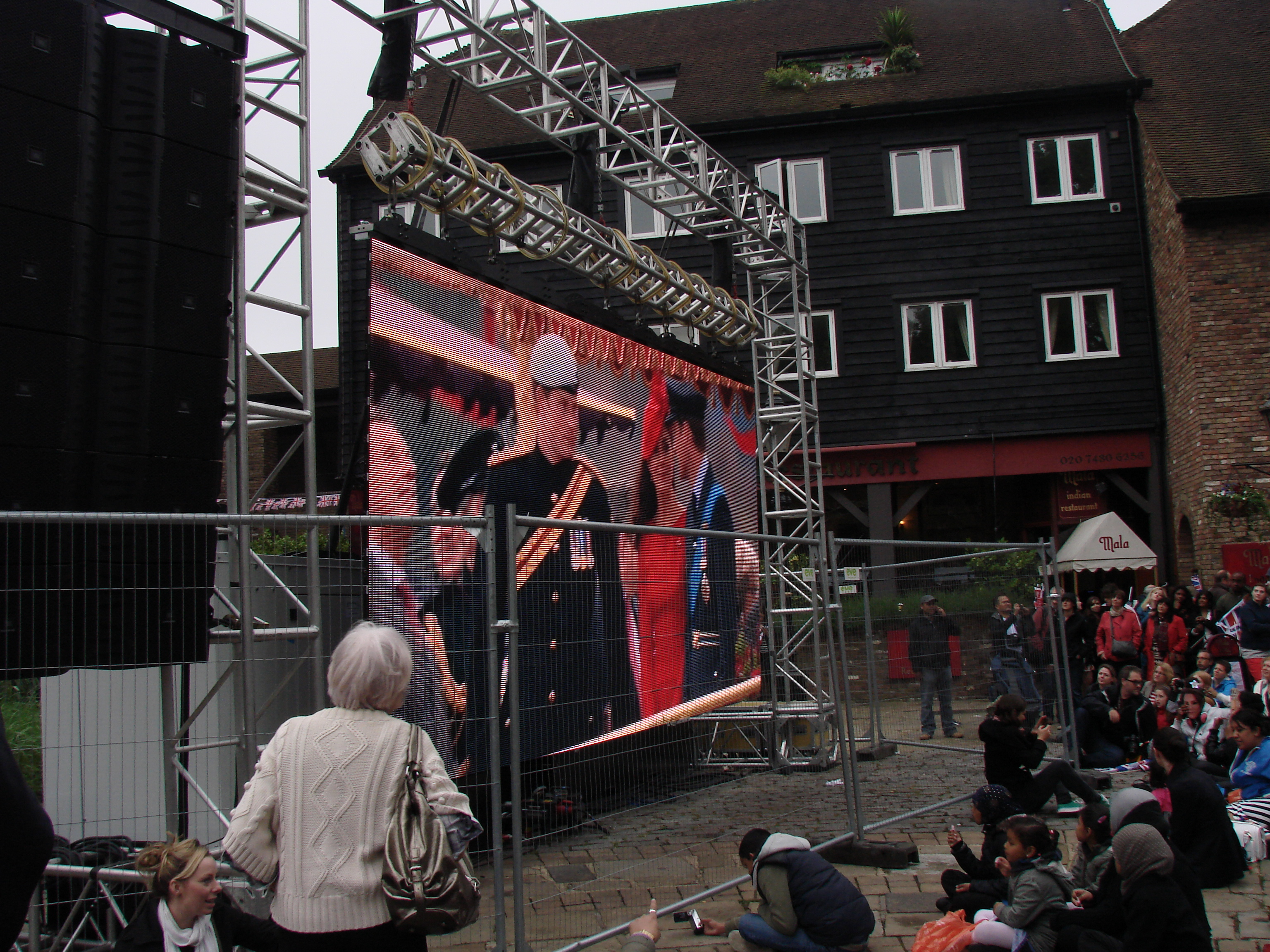 The Large Screen