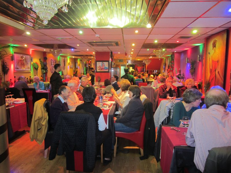 A full Indian Restaurant