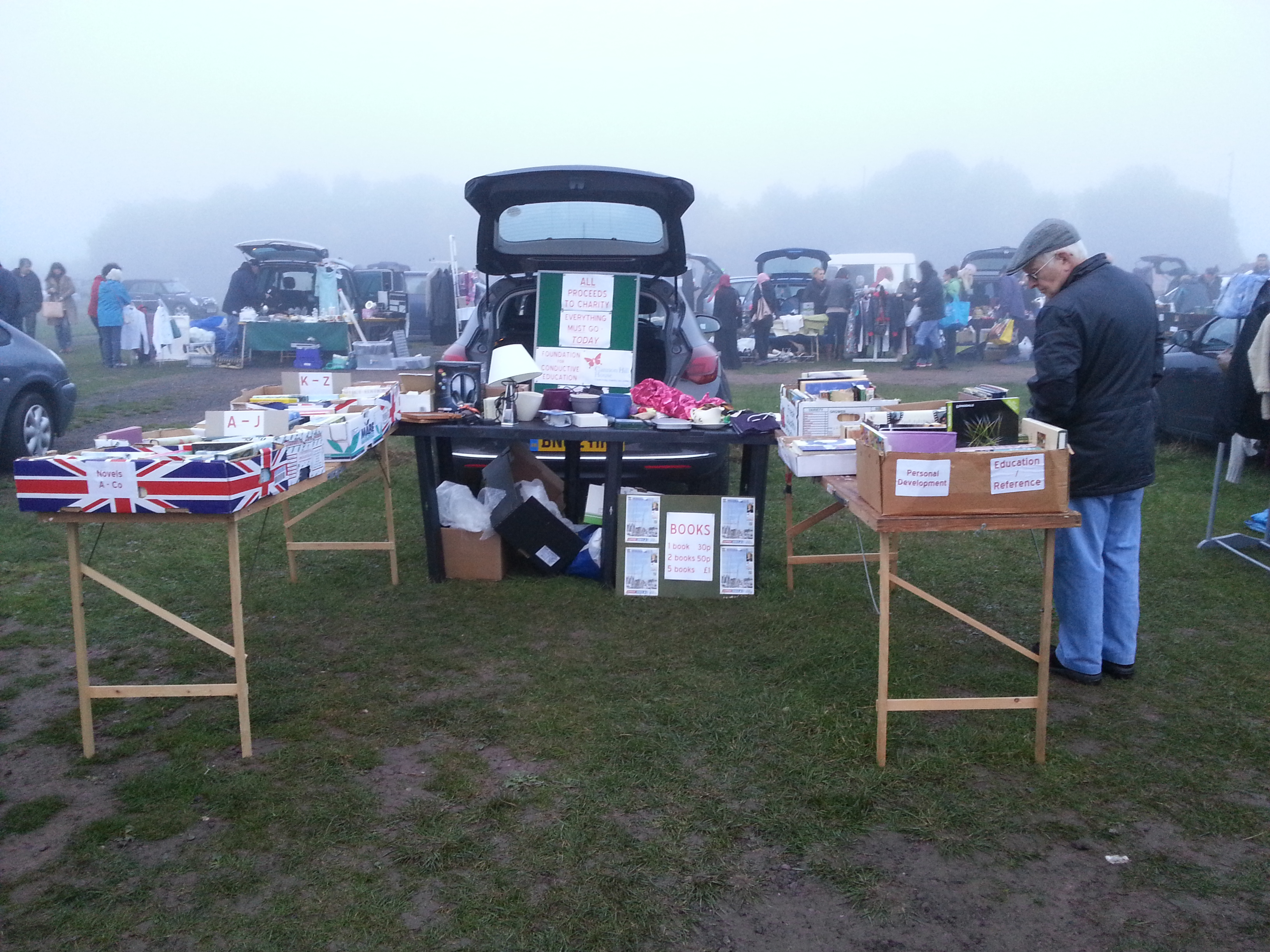 Car Boot Overview
